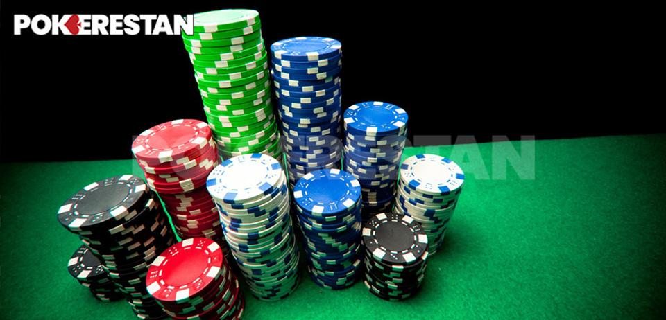 استک در پوکر player stacks