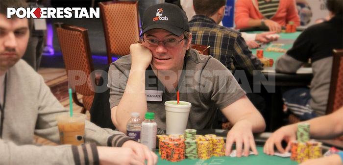 جیمی گلد قهرمان تورنومنت WSOP پوکر