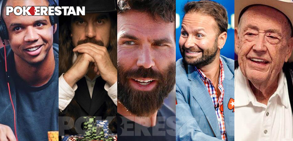 ثروتمندترین بازیکنان پوکر