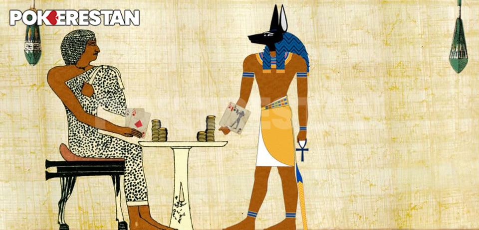 تاریخچه پوکر و منشاء پیدایش
