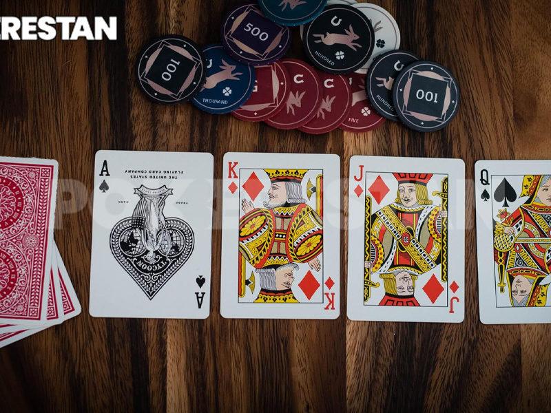 آموزش پوکر Seven Card Stud هفت کارته
