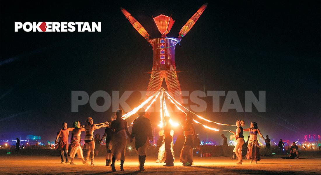 فستیوال Burning Man