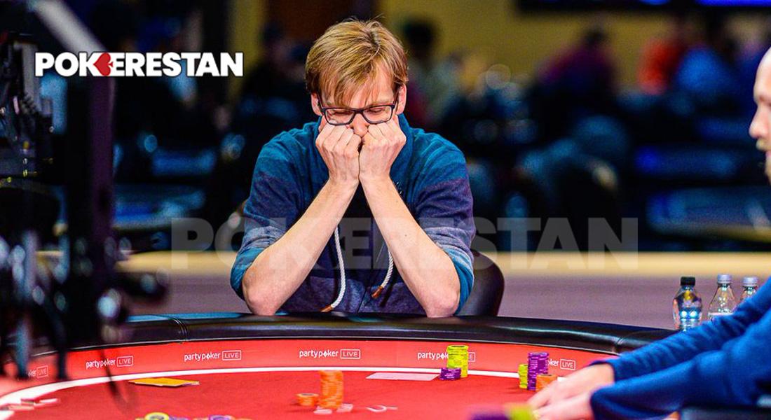 خوششانسترین بازیکن پوکر