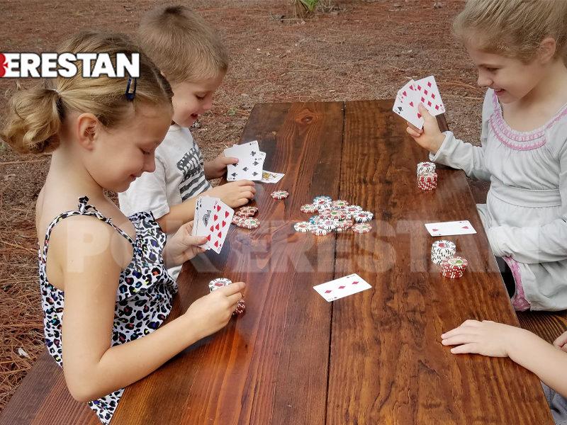علاقمندی فرزندان پوکربازان به حرفهی پوکر
