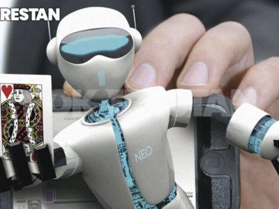 pokerestan 1 3 روباتهای پوکر