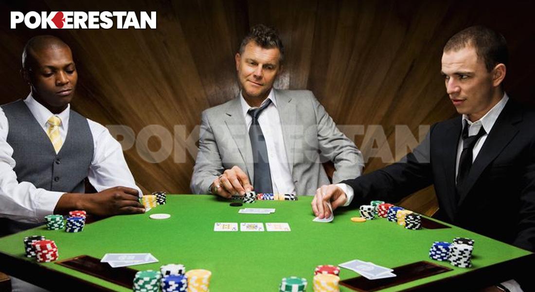 بازیکن حرفهای پوکر