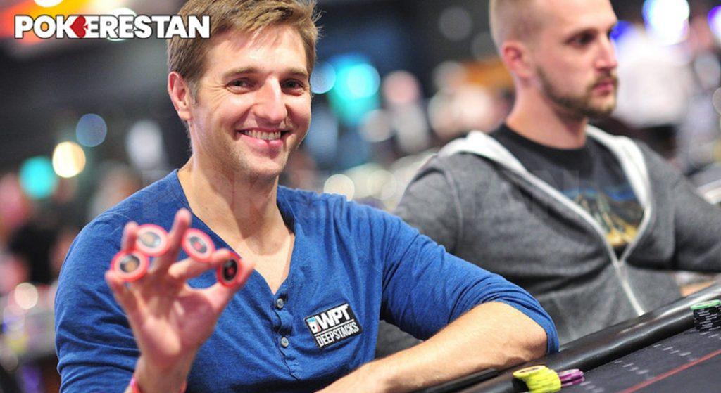 تونی دانست تورنومنت پوکر WSOP