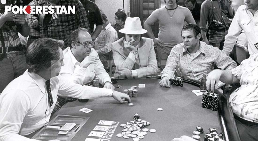 تاریخچه مسابقات جهانی پوکر