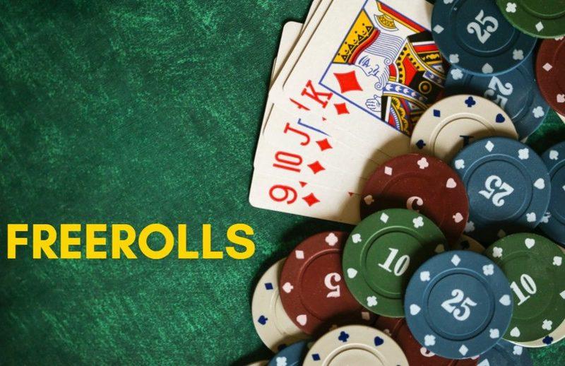 Play Freerolls